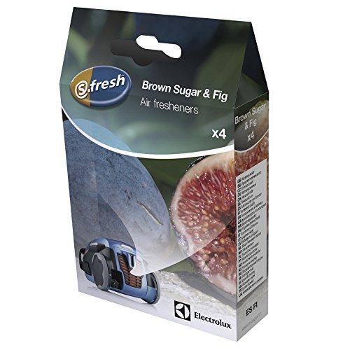 Electrolux S-Fresh Brown Sugar & Fig - Ambientador para aspiradores, Verde