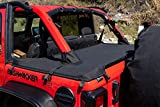 RAMPAGE PRODUCTS 741035 Soft Top Tonneau Cover for 2018 Jeep Wrangler Jl Unlimited (4-Door)