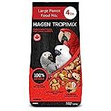 HARI - Mangime per pappagalli - Tropimix per Grandi pappagalli - 1800gr