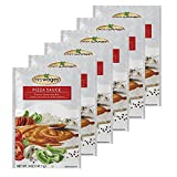 Mrs Wages Pizza Sauce Tomato Seasoning Mix, 5 Oz (Pack of 6)