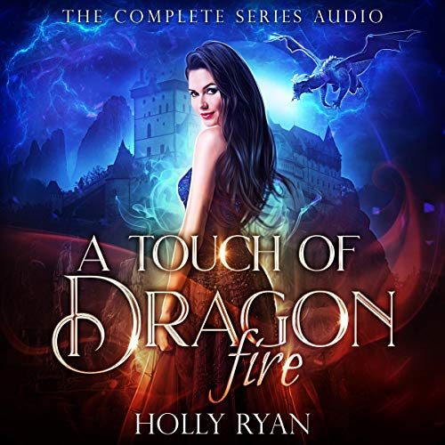 A Touch of Dragon Fire Titelbild