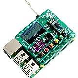 """ADCQ1905P ラズパイ拡張基板 IoT 実験コンピュータ""""Apple Pi"""" 組立済"""