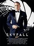SKYFALL Affiche Cinéma Originale (Format 160x120 cm pliée) JAMES BOND