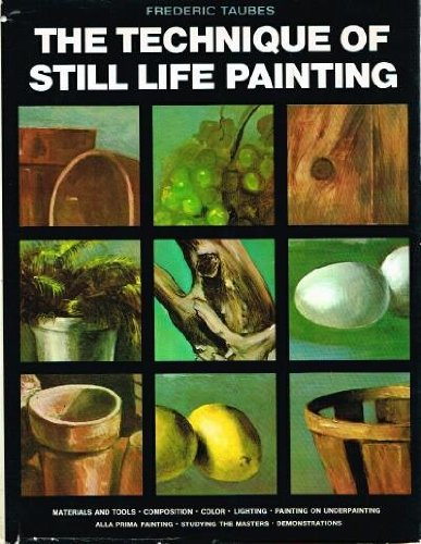 The Technique of Still Life Painting.