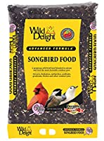 D&D Commodities Wild Delight Songbird Food 20 Pound 377200
