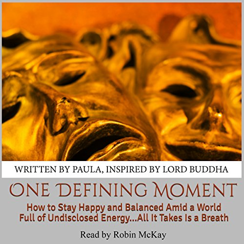 One Defining Moment cover art