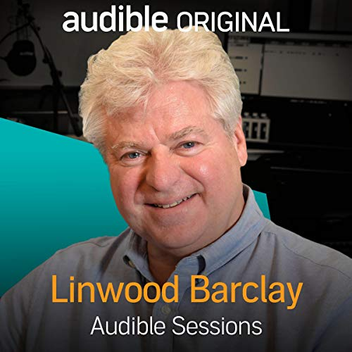 Linwood Barclay audiobook cover art
