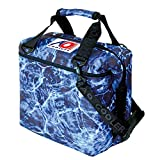 AO Coolers Elements Soft Cooler, 12 Pack, Bluefin, Blue Camo, 12 Pack