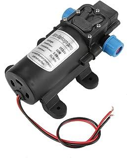 Bomba de agua autocebante de diafragma de 24 V CC 60W 5L/Min