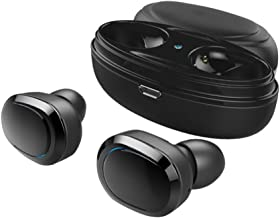 MVRYCE Earbuds for Galaxy Note 9, with Microphone in-Ear Earphones with Charging Box Wireless Stereo Invisible Dual Headsets,Bluetooth Headphones Fit for iPhone X/7/8,Samsung Android Smartphones