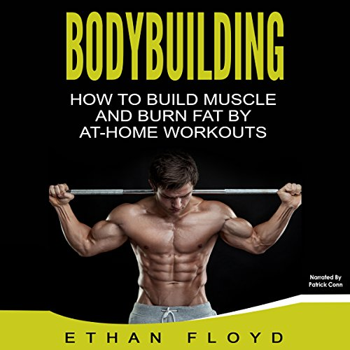 Bodybuilding audiobook cover art