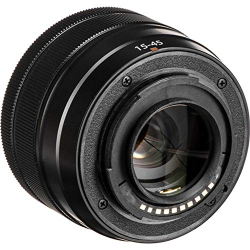 FUJIFILM交換レンズXC15-45mmブラックXC15-45MMF3.5-5.6OISPZB