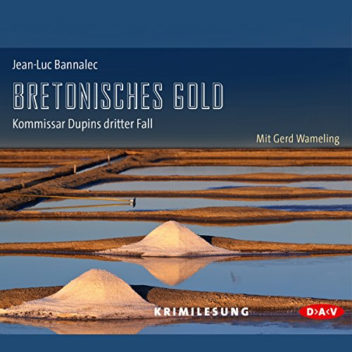 Bretonisches Gold audiobook cover art