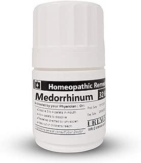 MEDORRHINUM 1M Homeopathic Remedy in 32 Gram