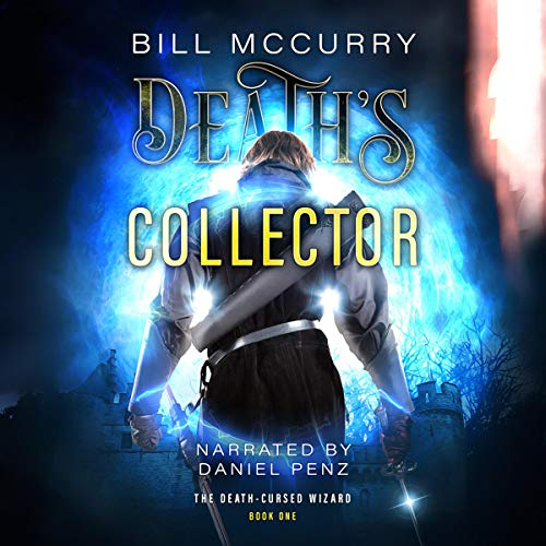 Death's Collector audiobook cover art