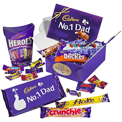 Cadbury Chocolate Dad's Gift for Father's Day
