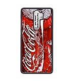 coque-personnalisable® Coque pour Xiaomi Redmi Note 8 Pro Coca-Cola Rouge Original - Contour...