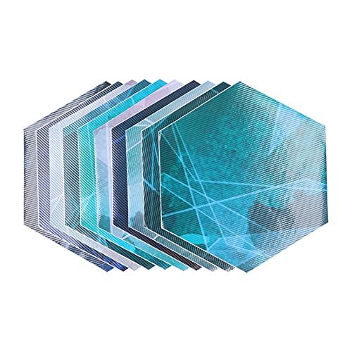 BOLORAMO Azulejo para pelar y Pegar, fácil de Usar, azulejo para pelar y Pegar para Cocina para baño para el hogar