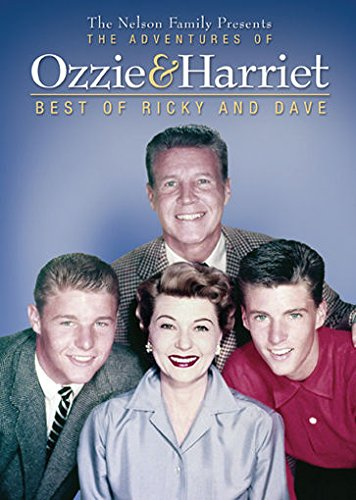 The Adventures of Ozzie & Harriet: The Best of Ricky and Dave Dvd 4-Disc Box Set
