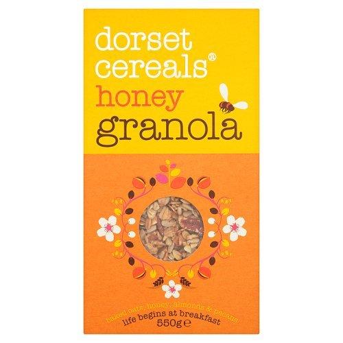 Dorset | Honey Granola | 1 X 500G