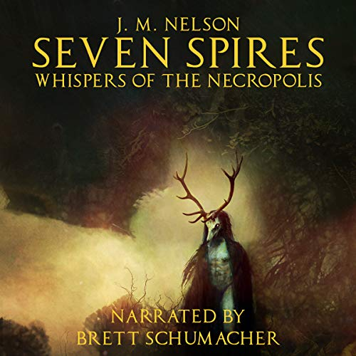 Seven Spires audiobook cover art