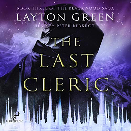 The Last Cleric cover art