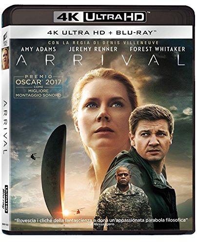 Blu-Ray - Arrival (Blu-Ray 4K Ultra HD+Blu-Ray) (1 Blu-ray)