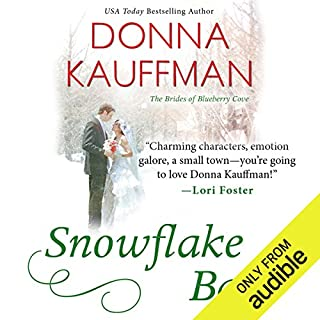 Snowflake Bay                   Written by:                                                                                                                                 Donna Kauffman                               Narrated by:                                                                                                                                 Amanda Ronconi                      Length: 9 hrs and 16 mins     Not rated yet     Overall 0.0