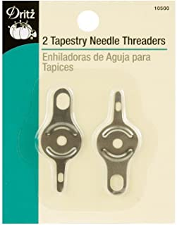 Prym Dritz Needle Threader-Tapestry 2/Pkg