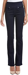 SPANX Womens The Signature Waist Midnight Rinse Slim Bootcut (29)