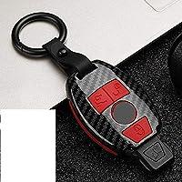 LSJVFK 車のキープロテクトケースカバー、メルセデスベンツABRGクラスGLK GLA W204 W251 W463W176に適合