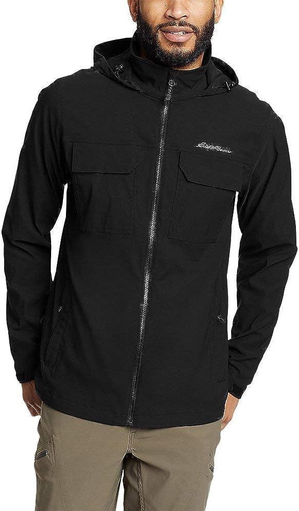 Eddie Bauer Men's Travel Stretch Soft Shell Jacket