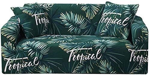 ANQI Sofa-Schonbezug, Stretch-Stoff, rutschfest, elastisch, für Sessel, Couch, Sofa, waschbar, Möbelschutz, 3-Sitzer