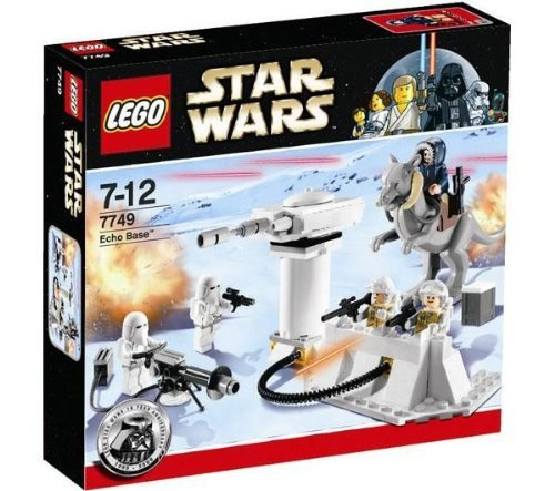 LEGO Star Wars 7749 - Echo Base
