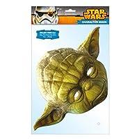 【スターウォーズ公式】mask-arade パーティーマスク【ヨーダ/Yoda】 [並行輸入品]