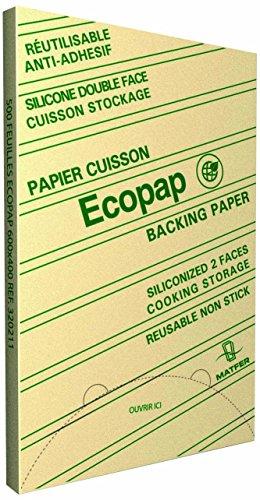 Matfer Bourgeat 320211 Ecopap Baking Paper