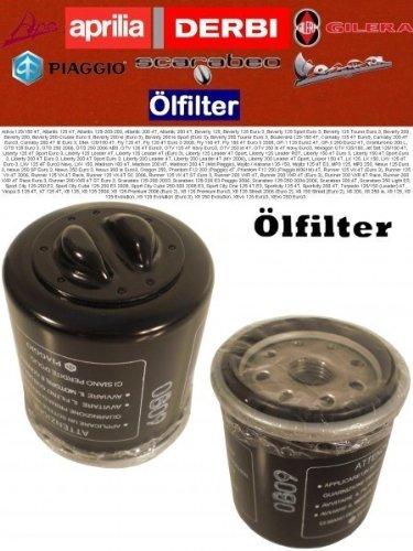 Original Ölfilter Gilera Runner 200 VXR 4T LC