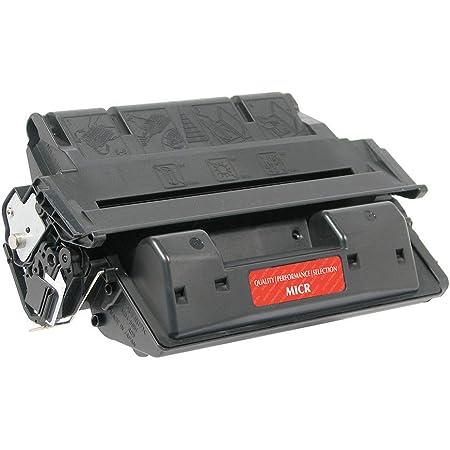 Clover Remanufactured MICR Toner Cartridge for HP 27A C4127A(M), 02-18791-001   Black