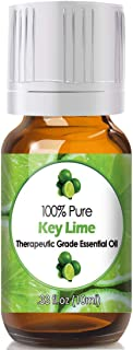 Key Lime Essential Oil for Diffuser & Reed Diffusers (100% Pure Essential Oil) 10ml