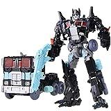 GD-fashion Transformers Toys-Black Optimus Prime Transformers Toys-Deluxe Class Deformation Toys Action Figure