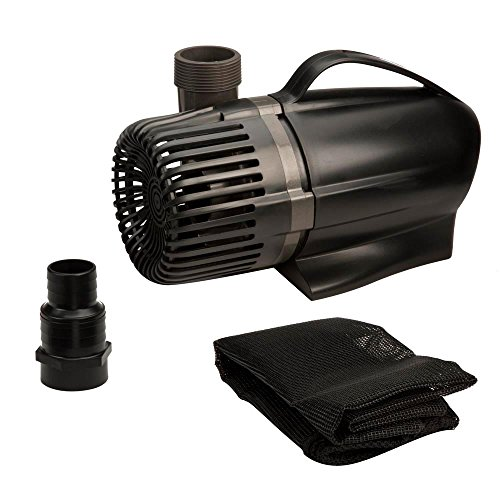 AQUANIQUE 5000 GPH Waterfall Pump