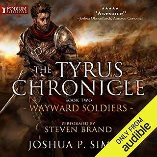 Wayward Soldiers cover art