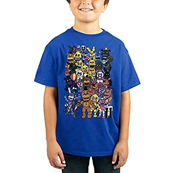 Five Nights at Freddy s Youth Boys T-Shirt-X-Large