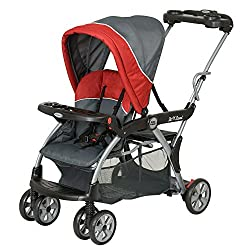 Baby Trend Sit and Stand Deluxe tandem stroller
