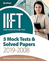 IIFT Solved Papers & Mock Test