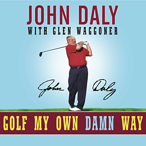 Golf My Own Damn Way cover art