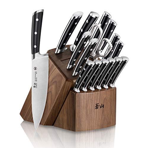 S Series Knife Block Set