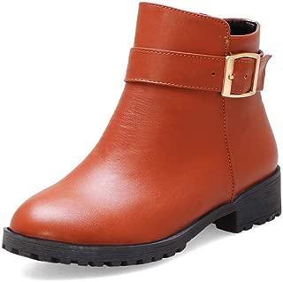 BalaMasa Womens ABS13922 Pu Boots