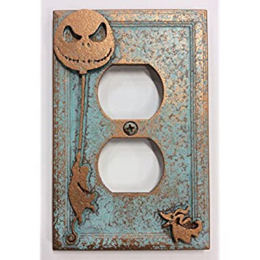 Nightmare Before Christmas - Outlet Cover (Aged Patina)