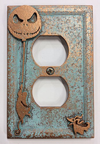 Aged Nightmare Before Christmas - Outlet Cover (Aged Patina)